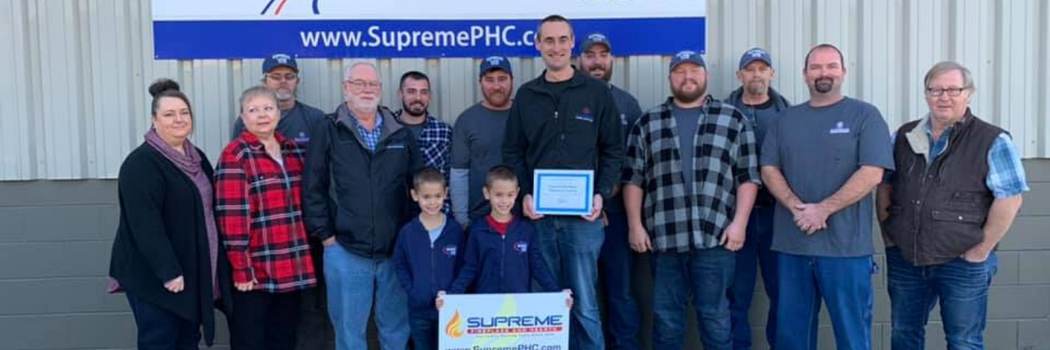 About Supreme Plumbing Heating & Cooling