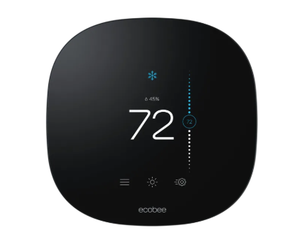 ecobee smart thermostat from Supreme PHC