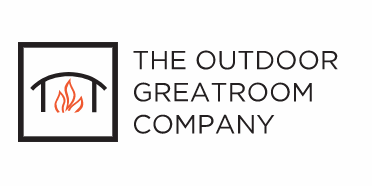 outdoor rooms fireplace logo