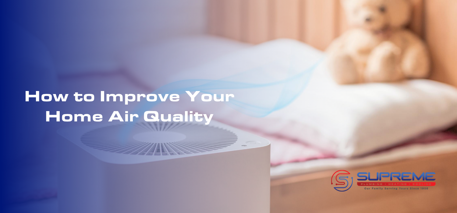 How to Improve Your Home Air Quality